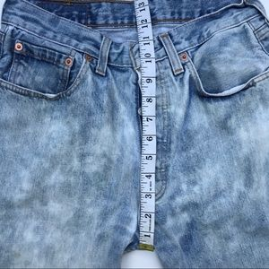 Levi's Jeans - Vintage Levi's 501 High Waist wedgie fit Jeans
